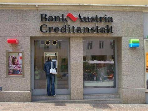 banche austria 200 merito di bank austria l utile di unicredit austria