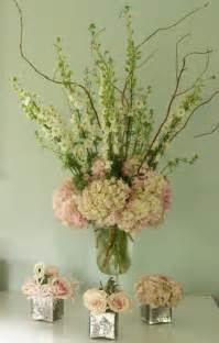Cheap Tall Cylinder Vases Blush Pink And Green Wedding Centerpieces The Wedding