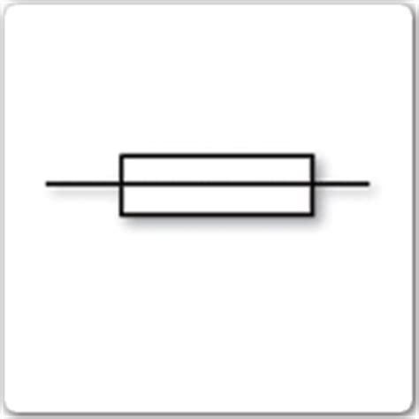 fuse schematic symbol wiring diagram with description