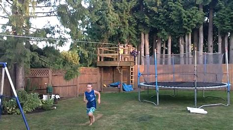 building a zipline in your backyard building a zipline in your backyard building a zipline in