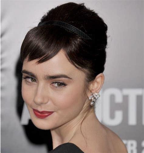 Wedding Hair Like Hepburn by 1000 Ideas About Hepburn Hairstyles On