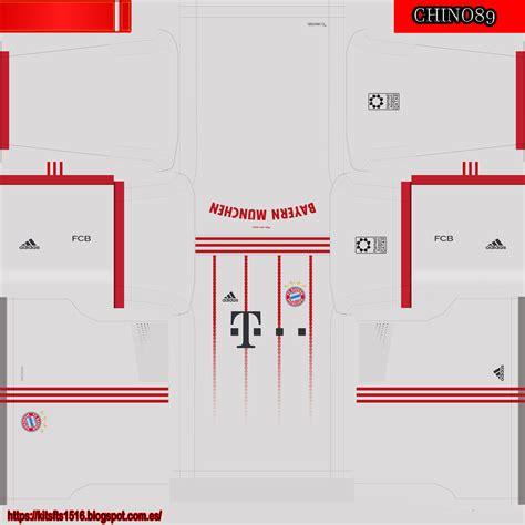 Colo by Kits Soccer Games Bayern Munich Pes 2018