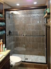 bathroom shower doors ideas upstairs bath conversion from tub shower to shower with