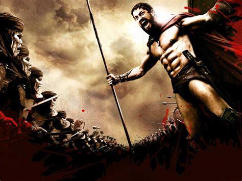 wallpaper film epic pediapie spartans movie 300 wallpaper