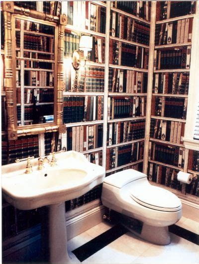 Reading In The Tub In The Bookcase by Judith Cohen Design Quot The Reading Room Quot Brilliant Trompe