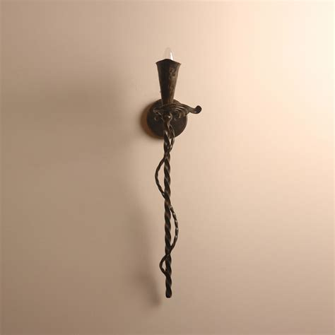Iron Wall Lights Wrought Iron Wall Lights Dmdmagazine Home Interior
