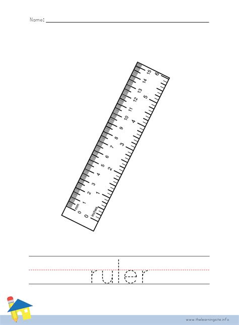 printable rulers for students ruler worksheets worksheets releaseboard free printable