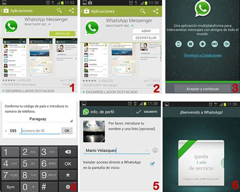 Tutorial De Whatsapp Para Iphone | 191 qu 233 es whatsapp c 243 mo funciona y c 243 mo instalar
