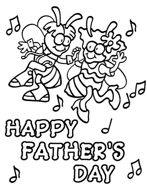 coloring pages father s day printable happy fathers day coloring pages printable