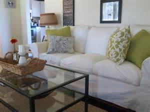 living table white ca