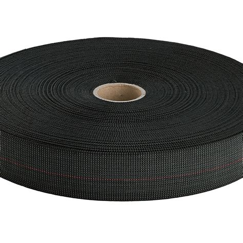 Upholstery Nail Buttons 50mm Black 10 Elasticity Seat Webbing Metre 1 Stripe