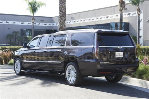limos for sale limousine for sale 2017 cadillac escalade esv in ontario