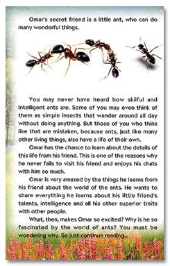 The World Of Our Friends The Ants the world of our friends the ants islamic books islamic bookstore holy