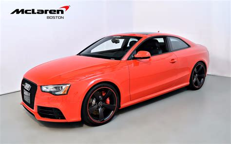 Norwell Audi by 2015 Audi Rs5 Quattro 4 2 Quattro For Sale In Norwell Ma