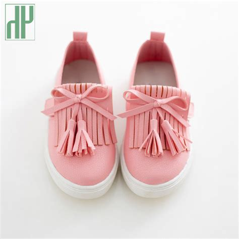sneakers for toddler hh shoes leather shoes princess tassel