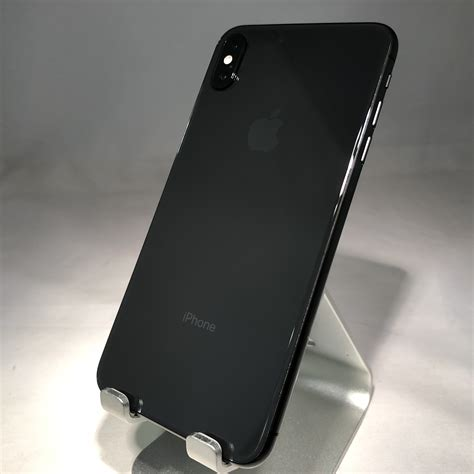 apple iphone xs max gb space gray att mint condition