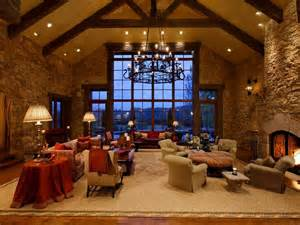 great room ceilings house of the day buy the ultimate ski chalet in aspen for