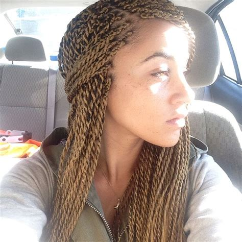 senegalese twists hair products styles tips my small senegalese twists long hair don t care