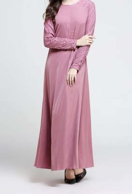 Blouse Atasan Wanita Pink Knit Murah Original norzi beautilicious house nbh0466 ibnah jubah nursing friendly
