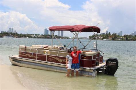 boat rental miami tripadvisor bentley pontoon boat picture of miami party boat rentals