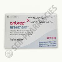 Onbrez 150mg Bok onbrez breezhaler 150 mcg 30 cap inhaler price from seif in yaoota