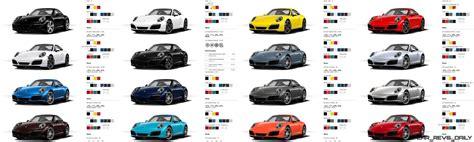 Porsche 911 Farben by 2017 Porsche 911 S Drive In Miami Blue