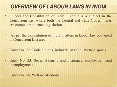 Industrial Relations And Labour Laws Mba Notes by Labor Laws Industrial Relations Industrial Disputes