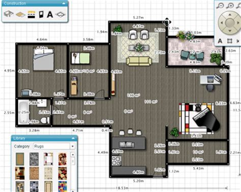 floorplanner com best programs to create design your home floor plan