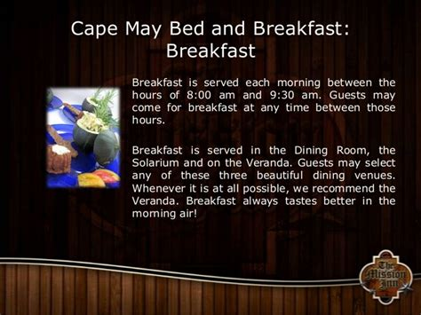 cape may bed and breakfasts romantic bed and breakfast cape may nj