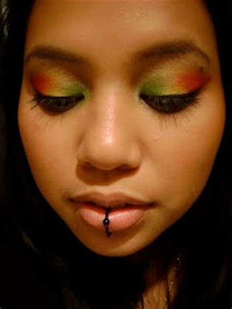 tattoo eye jamaica jamaican me crazy eye makeup wake up to makeup pinterest