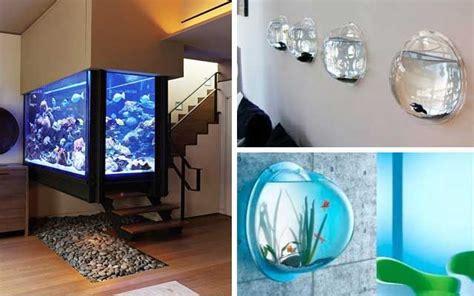 acuarios en casa ideas para decorar con acuarios en casa cosas que