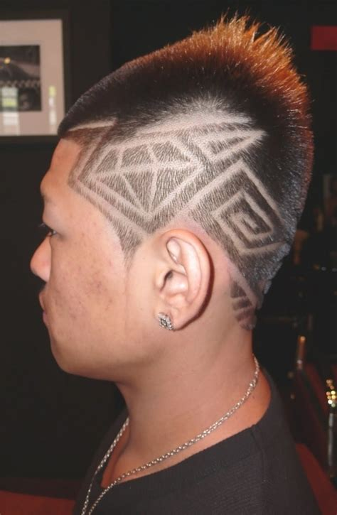 Cool Haircut Designs For Guys   Latest Men Haircuts