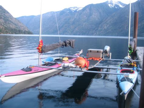 catamarans for sale washington 2013 custom kayak modular multihull sailboat for sale in