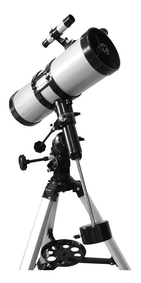 Telescopio Pro Sistema Solar 1400x150 Newtoniano Nebulosas