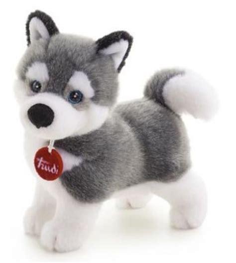 stuffed husky husky puppy plush stuffed animal bambino
