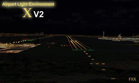 Airport Lighting by Prealsoft Airport Lighting V2 171 Simflight