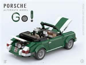 Porsche Lego Moc Porsche For Lego Creator 10242 Set Miniplayhouse