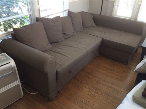 ikea moheda sofa bed ikea moheda corner sofa bed couch furniture in redwood