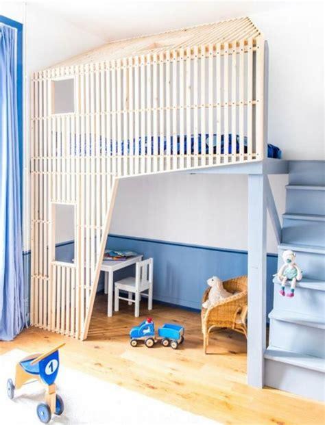 chambre enfant original lit enfant cabane et solutions originales pour fille et gar 231 on