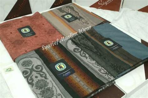 Sarung Gajah Duduk Signature 5 jual sarung gajah duduk signature high quality di lapak syarief muslim wear trijokoa