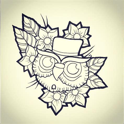 tattoo flash rat tattoo tattooflash flash flashart art owl owltattoo