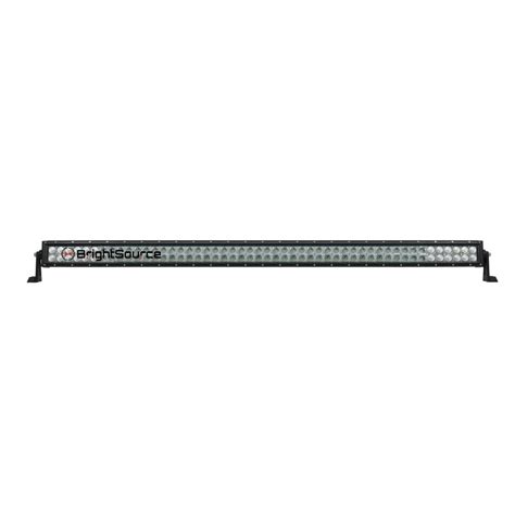 52 single row light bar buy double row city style 100 1 5w led light bar