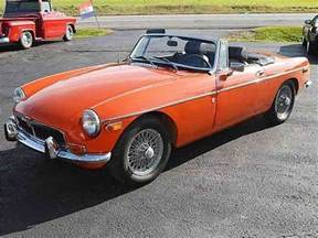 classic cars for sale in new york 1972 mg mgb for sale classiccars cc 887983