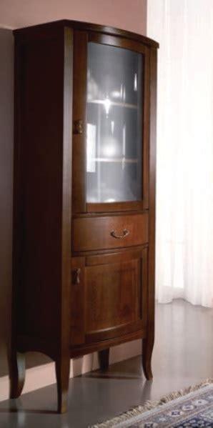 vetrina bagno diana vetrina da bagno noce