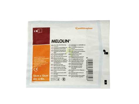 healthy company ltd melolin non adherent dressings highly absorbent