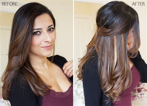 foxy clip in hair extensions foxy highlighted clip in hair extensions