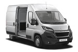 Boxer Peugeot New Peugeot Boxer 2014 Revealed Auto Express