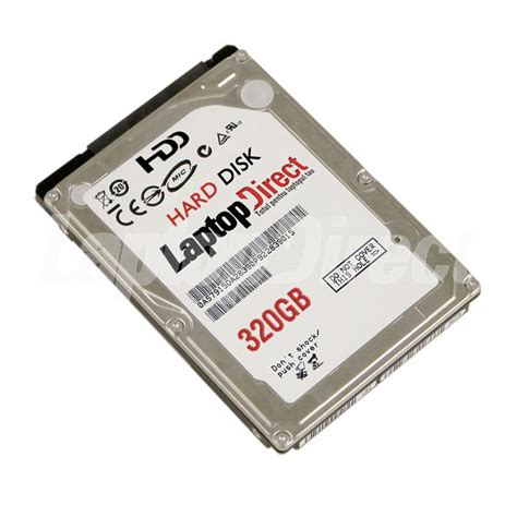 Hdd Pc 320gb hdd laptop dell latitude e4200 320gb