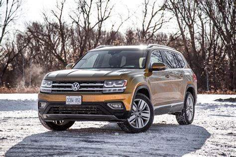 Atlas Vw Review by Review 2018 Volkswagen Atlas Execline Canadian Auto Review