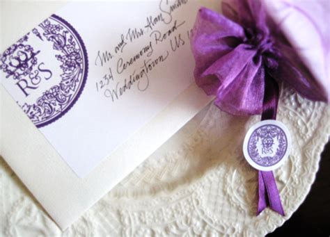 wedding labels in a vintage theme by cathe holden